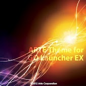 ARTE Theme GO Launcher EX