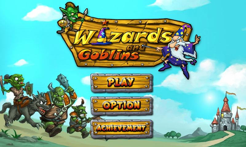 Wizards & Goblins - screenshot