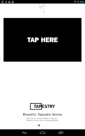 Tapestry: Tappable Stories Screenshot 9