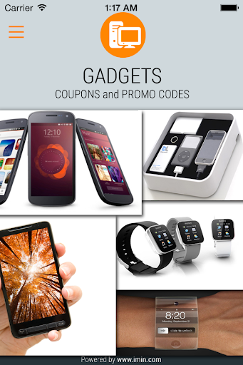 Gadgets Coupons - I'm In