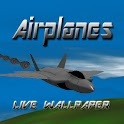 Airplanes Live Wallpaper logo