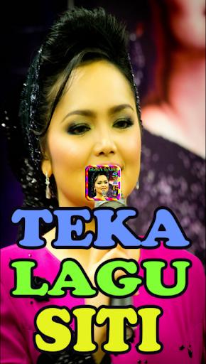 Teka Lagu Siti Nurhaliza
