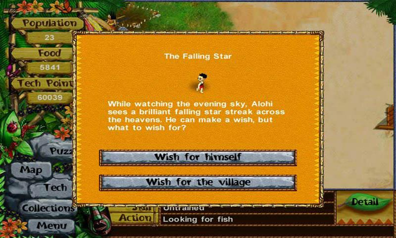 Virtual Villagers 2- screenshot