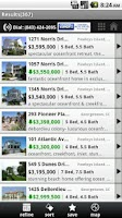 Screenshot of Pawleys Island Real Estate