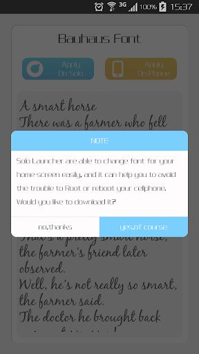 玩個人化App|Bauhaus font免費|APP試玩