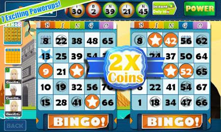 Bingo Fever - Free Bingo Game 1.10 screenshot 347792