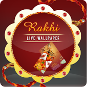 Rakhi Live Wallpaper
