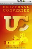 Screenshot of Universal Converter