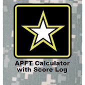 APFT Calculator w/ Score Log