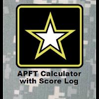 APFT Calculator w/ Score Log 0.8 Free