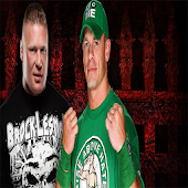 Johncena Vs Brocklessnar Game