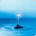 Water Drop LWP Magic Effect icon