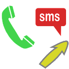 SMS/Call shortcuts icon