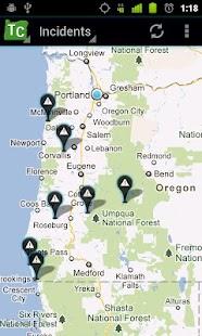 Oregon Trip Checker Free- screenshot thumbnail