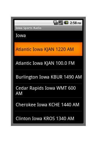 Iowa Football Radio