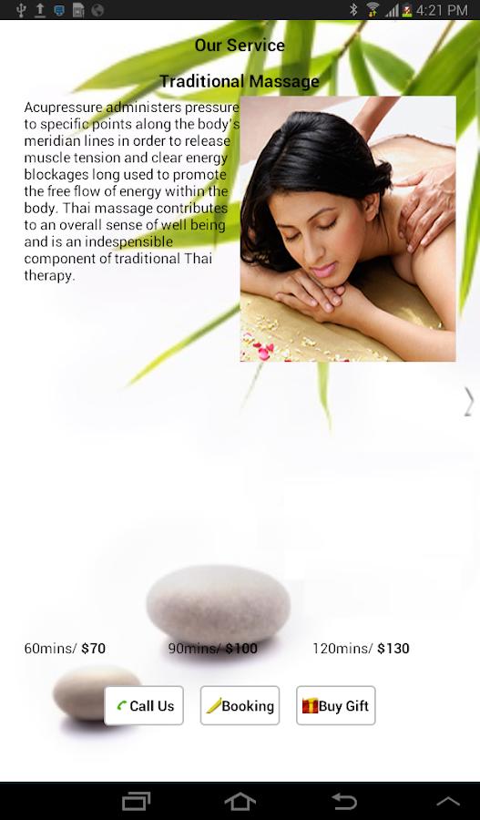 arom thai massage fotvård malmö