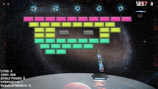 Arkanoid Defense HD Games for Android screenshot