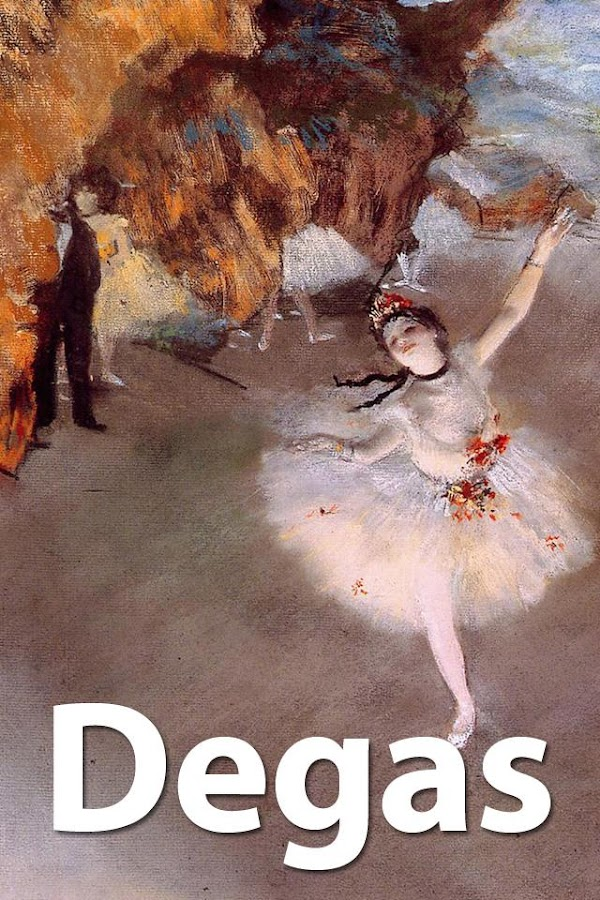 Audio Guide - Degas Gallery- screenshot