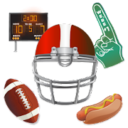 Aviary Stickers: Football 1.2 Icon