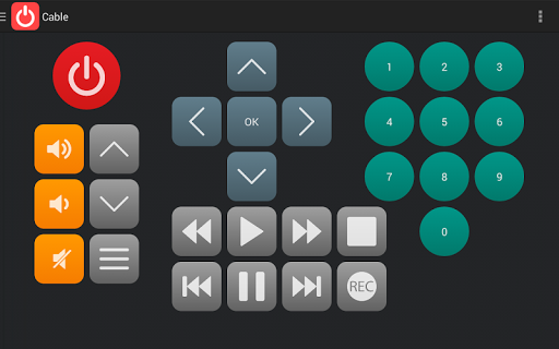 Universal TV Remote 1.7.01 screenshots 9
