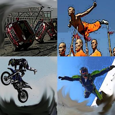 101 Stunts TV