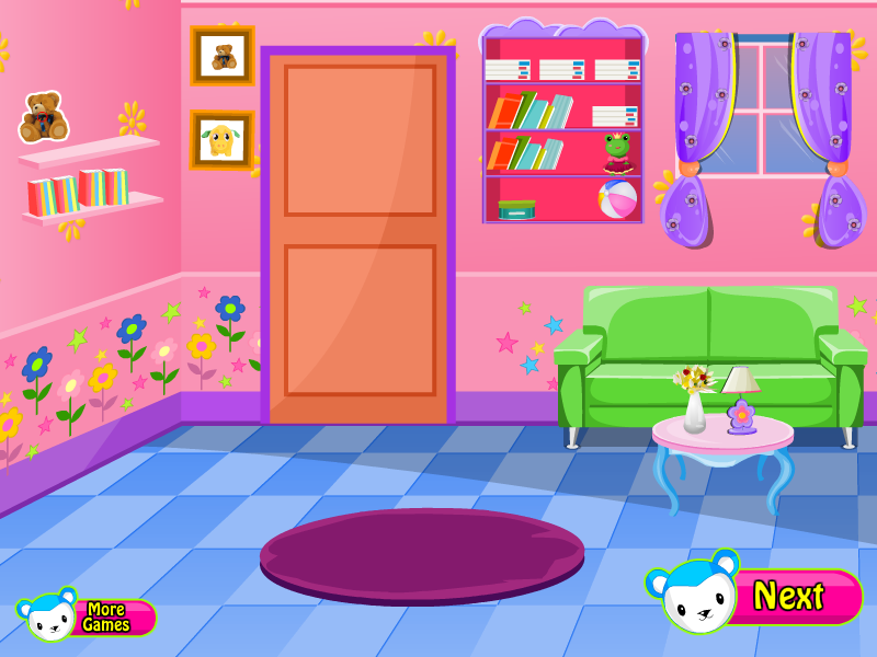 baby room cleaning games. Cleaning Baby Room- Screenshot Room Games