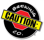Logo for Caution: Brewing Co.