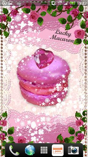 Lucky Macaron ライブ壁紙