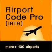 Airport Code Pro (IATA)
