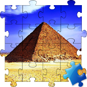 7 Wonders of the World Puzzle