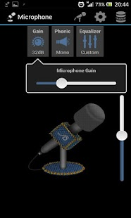 Microphone- screenshot thumbnail