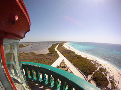 lighthouse-view-puntasur-Cozumel - The lighthouse at Punta Sur, Cozumel, offers spectacular views of the area.