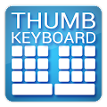 Thumb Keyboard APK for Bluestacks