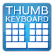 Thumb Keyboard (Phone/Tablet) icon