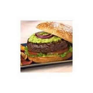 Zippy Avocado Burgers