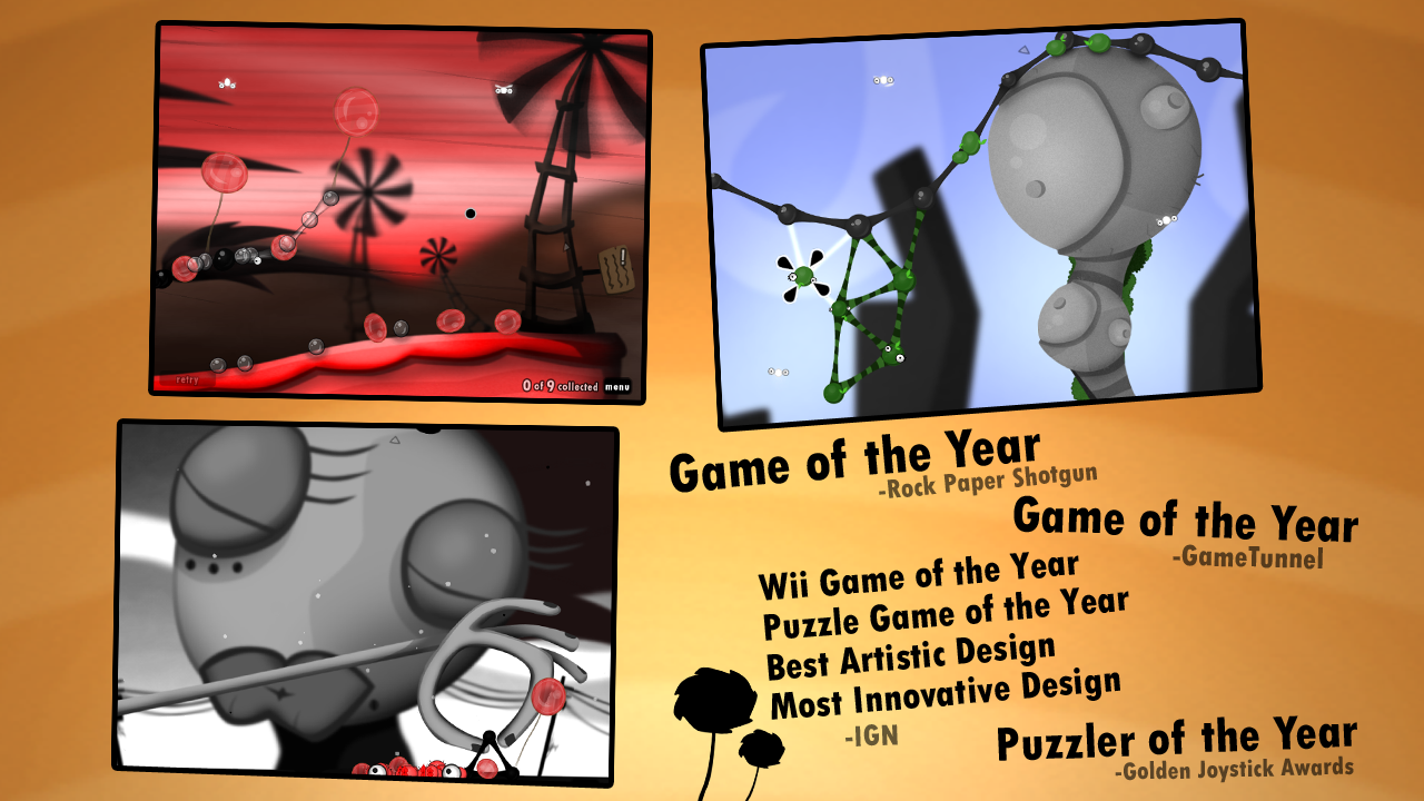 World of Goo Demo screenshot #3