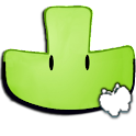 APW Theme White Blobs APK