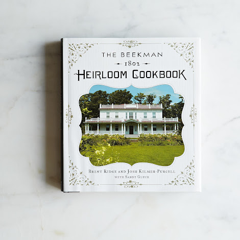 The Beekman 1802 Heirloom Cookbook, Signed