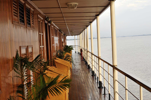 Viking-Cruises-SE-Asia-deck - Plan a getaway aboard a Viking River Cruises ship and spend some time getting to know fabulous Southeast Asia.