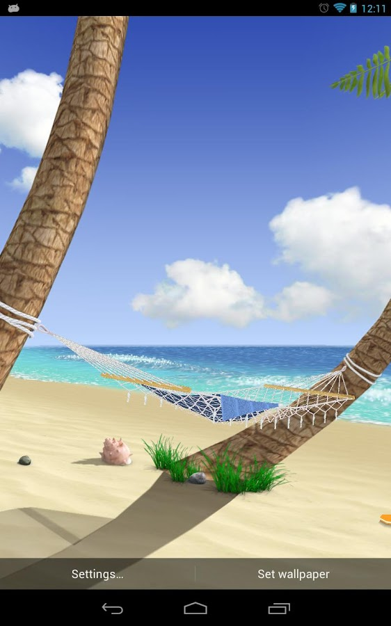 Lost Island 3d- screenshot