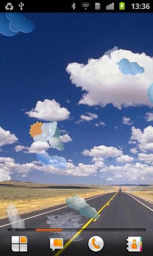云 动态壁纸