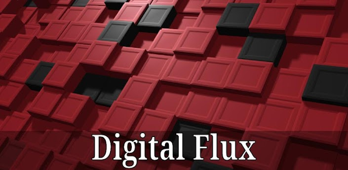 Digital Flux Live Wallpaper a[k