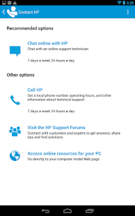 App HP Support Assistant APK for Windows Phone