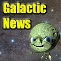 Galactic Headlines logo
