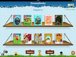 Screenshot of DreamyBooks
