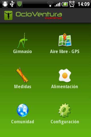 OcioVentura Experience- screenshot