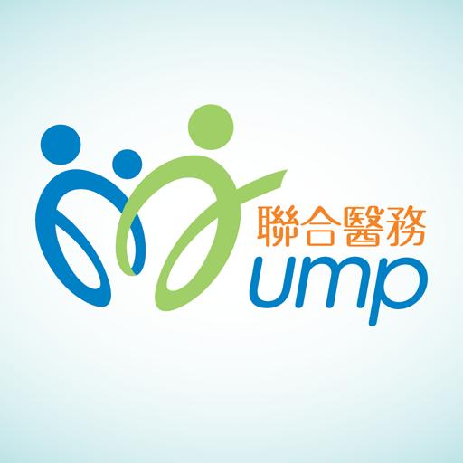 UMP服務點 LOGO-APP點子