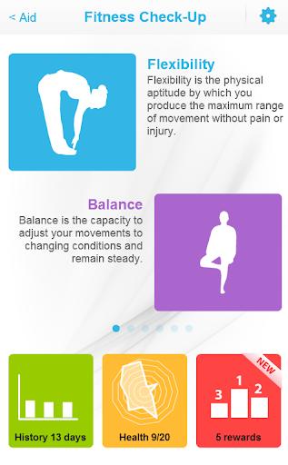 피트니스 체크업 Fitness Check-up Pro