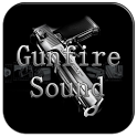3D Gunfire ringtone icon
