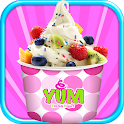 Frozen Yogurt Maker – Froyo logo